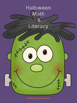 Halloween Math & Literacy