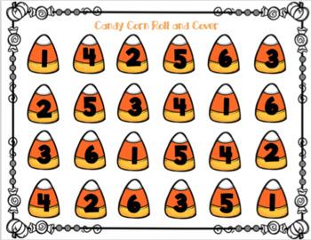 Halloween Math/Literacy Bundle