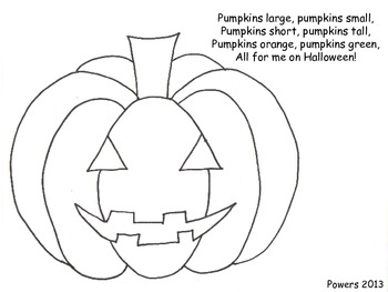Halloween Math & Literacy Pack!