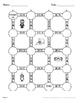 Halloween Math: Making Change Maze