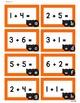 Halloween Math Mats: Free