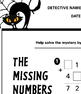 Halloween Math - Missing Numbers Addition