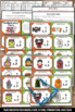 Halloween Math Activities, 3rd Grade Multiplication and Division Task Cards