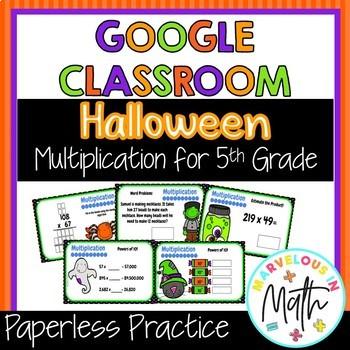 Halloween Google Apps | Teachers Pay Teachers