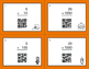 Halloween Math: Multiplying by 10, 100, and 1000 QR Code Task Cards