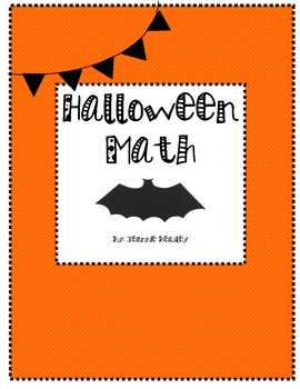 Halloween Math- Number Sense