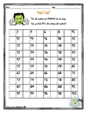 Halloween Math ODD TODD