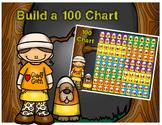 Halloween Math- One Hundred Chart