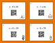Halloween Math: One Step Equations (Addition & Subtraction) QR Code Task Cards