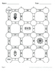 Halloween Math: One Step Equations Maze (Mixed Operations)