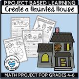 Halloween Math PBL Haunted House Math Project
