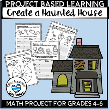 Halloween Project Based Learning Projects Plan A Haunted House Activity