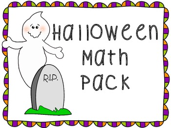 Addition and Subtraction Halloween Math