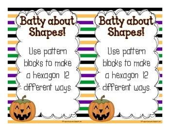 Halloween Math Pack for 1st Grade