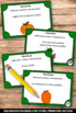 Halloween Math Games with Reading and Writing Decimals Task Cards SCOOT Centers