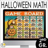 Halloween Math Activities | 2nd Grade Interactive Math Rev