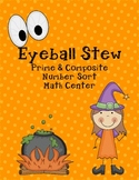 Halloween Math: Prime and Composite Numbers