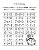 Halloween Math Printables - Fun Pack - 1st Grade - 15 Pages