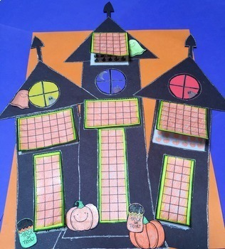 Halloween Math Activities: Multiplication