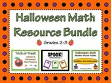 Halloween Math Resource Bundle