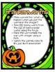 Halloween Math, Science, ELA Centers