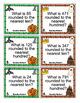 Halloween Math Scoot - 3rd Grade