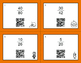 Halloween Math: Simplifying Fractions QR Code Task Cards