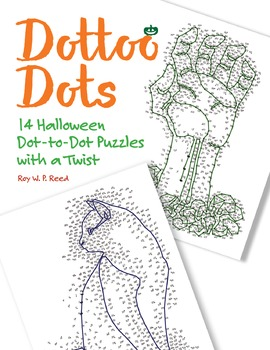 Skip Count by 1, 2, 3, 4, 5, 6, 7, 8, 10, Halloween Dot to