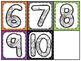 Halloween Math Station-Number Sense