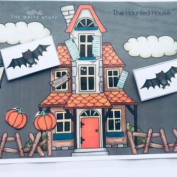 Halloween Math Stories