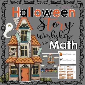 Halloween Math Stories