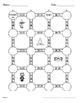 Halloween Math: Subtracting Money Maze