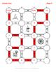 Halloween Math: Subtracting Three 2-Digit Subtraction Maze