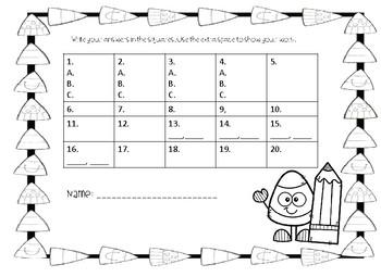 Halloween Math Task Cards (2nd grade)