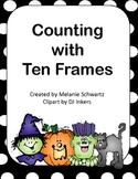Halloween Math Ten Frames