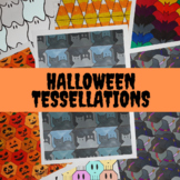 Halloween Math - Tessellations