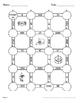 Halloween Math: Time Conversion Maze