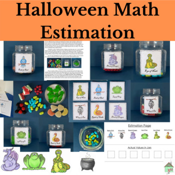 Estimate Jar Worksheets Teaching Resources Teachers Pay Teachers