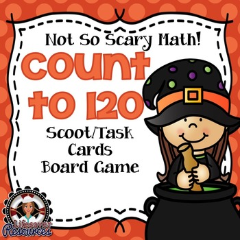 Halloween Math Count Within 120