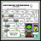 Halloween Math Worksheet Addition with Regrouping - 4 Digits