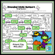 Halloween Math Worksheet Rounding - 4 Digits