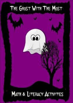 Halloween Math activities and literacy activities