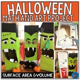 Halloween Math and Art Project