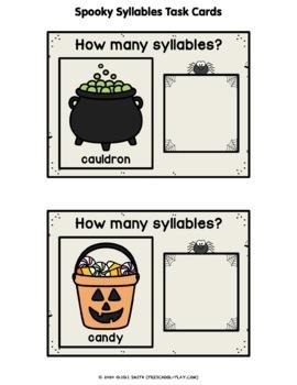 Halloween Math and Literacy