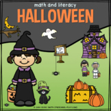 Halloween Math and Literacy