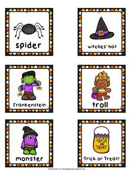 Halloween Math and Literacy Bundle