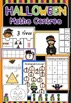 Halloween Math and Literacy Centers - 14 Hands On Centers