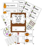 Halloween Math and Literacy Centers... perfect for second grade