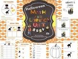 Halloween Math and Literacy Fun - Primary Unit