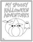Halloween Math and Writing